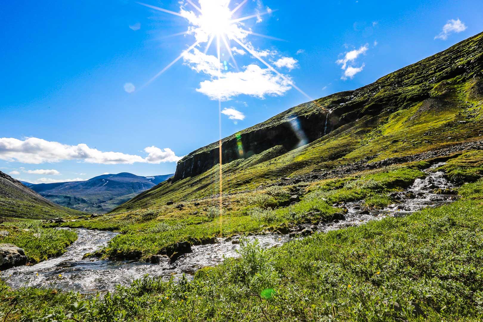 Tarfala Valley
